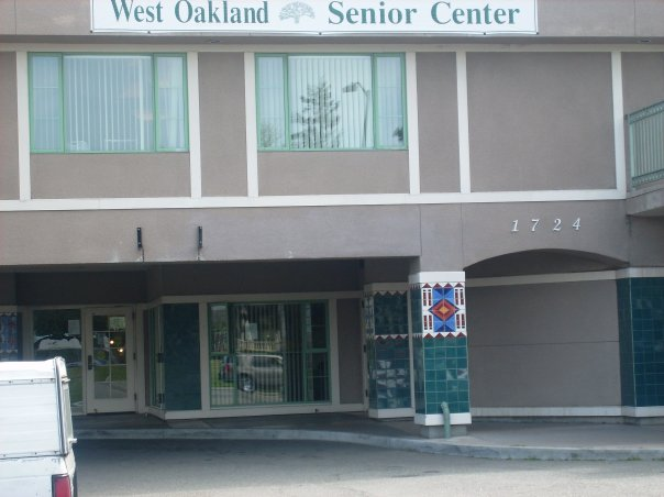 City's Seniors Flock to West Oakland Center For Classes & Friendship