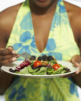 Mmm. Salad!