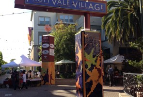 Farmer's market thrives in Fruitvale Village.
