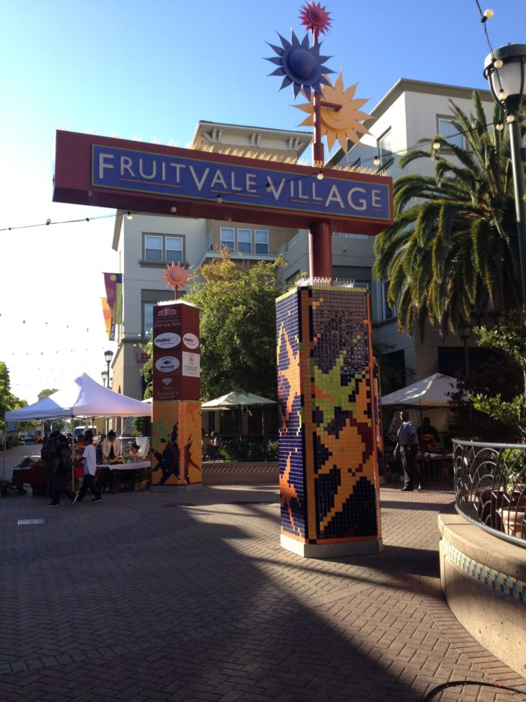 Oakland's Oasis: Farmer's Market Cultivates Positivity in the Fruitvale Village