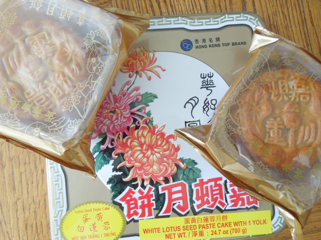 Moon Cakes, Mid-Autumn, and Losing My Chinese-ness