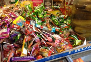 Mountains of sugar is not the only cause of the obesity epidemic. By Katherine Brown - Oakland Voices 2012.