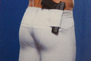Shorts holster (Concealed Carry)
