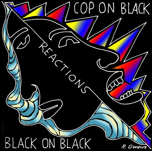 Reactions: Cop-on-Black vs. Black-on-Black