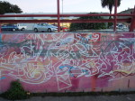 Graffiti or art? You decide.