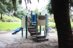 A healthy kept up park in the Maxwell Park neighborhood.