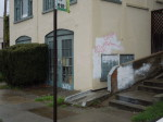 Vandalism and graffiti come to residential places too.