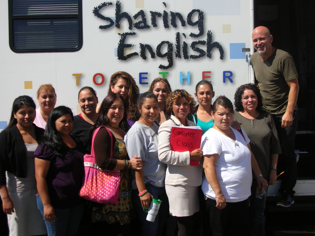 'Teacher Don' Takes the Helm of OUSD's New Adult Ed Learning Bus