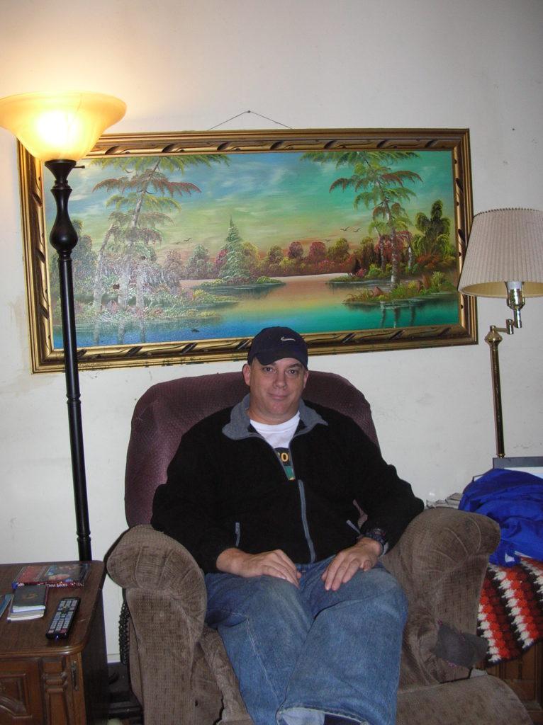 Part-time Gangbanger, Part-time Boy Scout