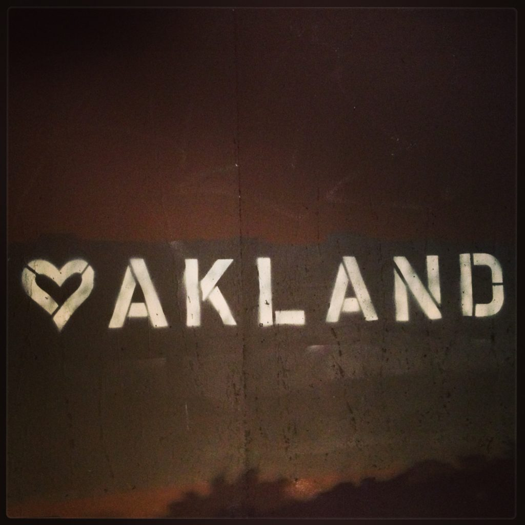 VIDEO: Oakland, Where is the Love?