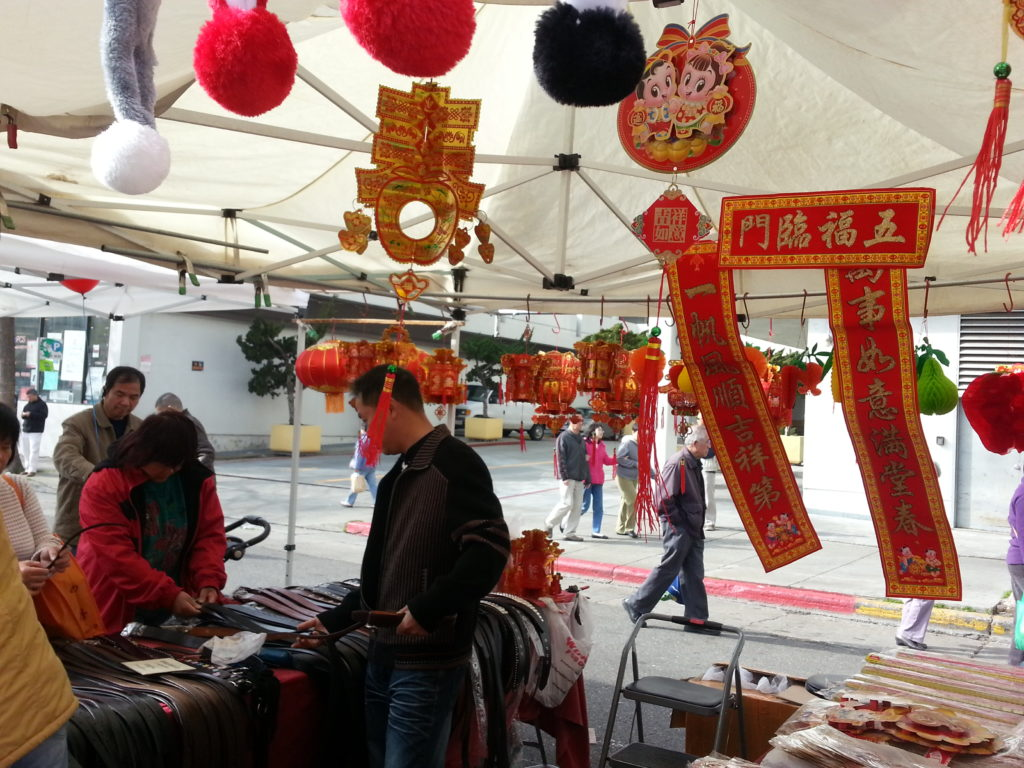 Happy New Year! Oakland's Chinatown Welcomes The Year of the Snake