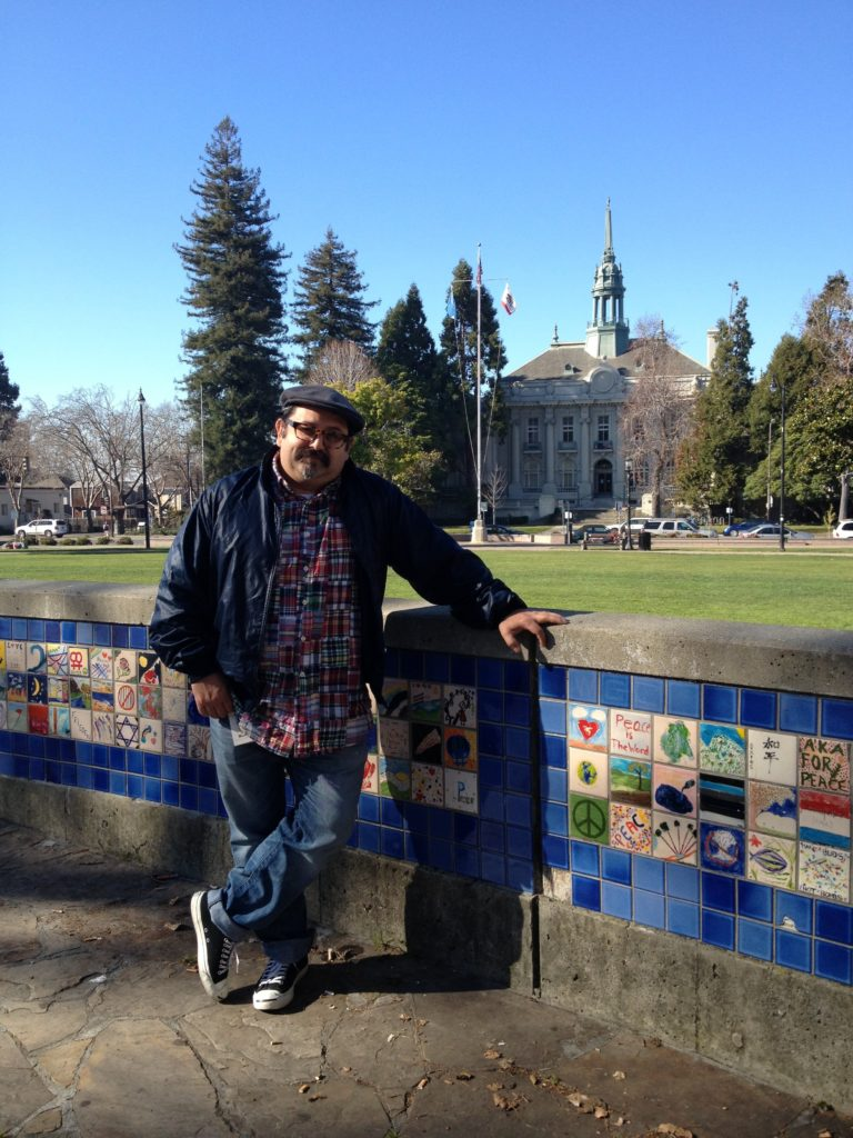 Oakland native Sergio Martinez's love for The Town runs deep, but he has concerns about where the city is headed.