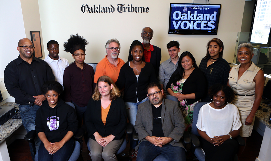 Oakland Voices 2014 Team
