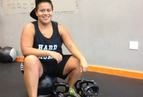 Natalie Huerta, founder, owner and trainer at the Perfect Sidekick