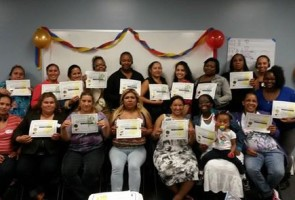 Graduation Day at Bay Area Parent Leadership Action Network