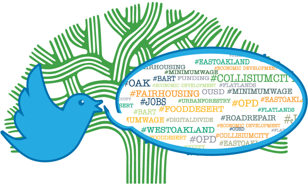 Tweets of the Oakland Mayoral Race: week in review