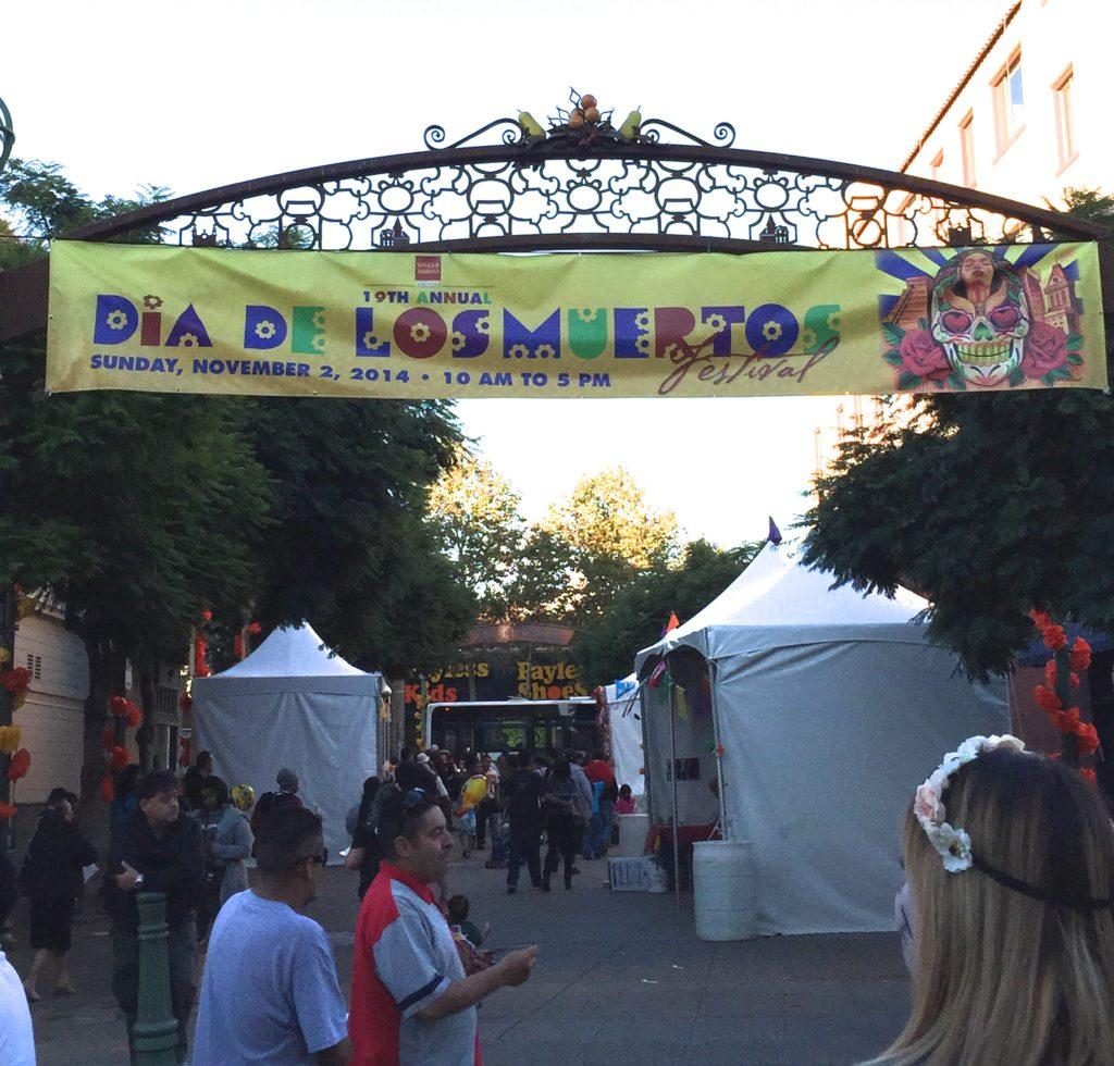 Dia De Los Muertos Fruitvale District