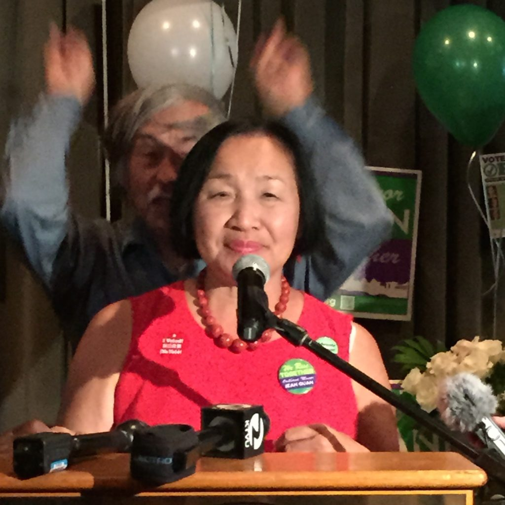 All Eyes on Jean Quan: Election Night Coverage