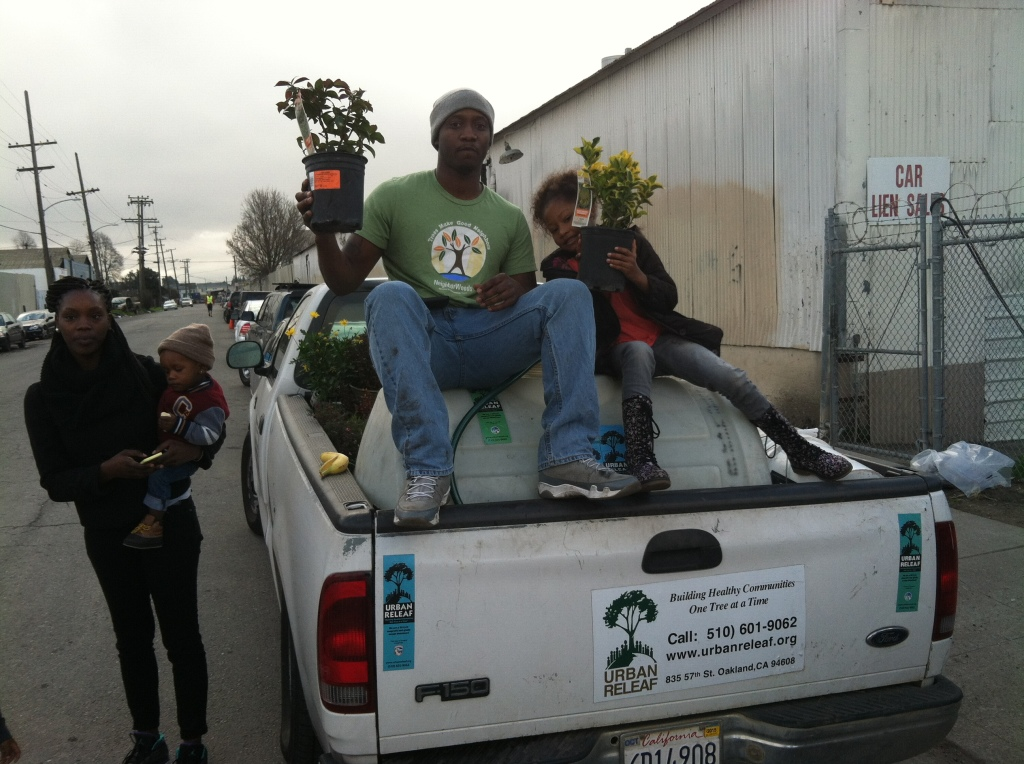 The Spirit of MLK's Dream Alive in East Oakland