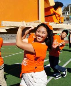 Sabrina Tern Oakland High Junior
