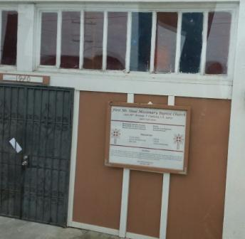 Mt. Sinai Missionary Baptist Church compressed