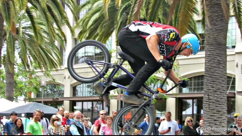 Pedal Fest takes flight in Jack London Square
