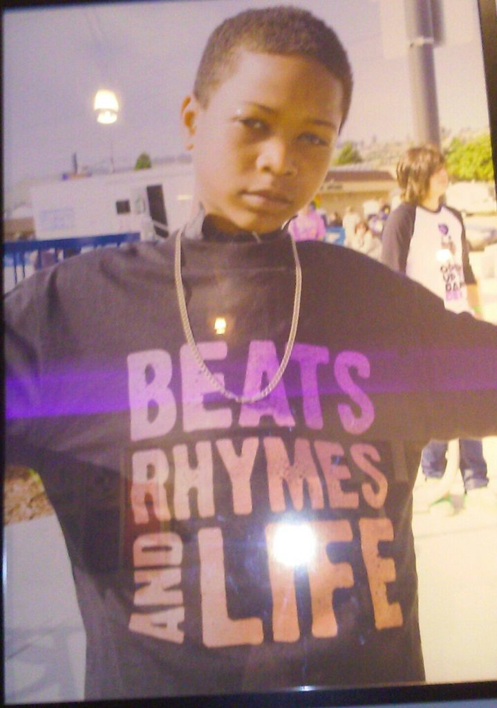 Hip Hop Therapy/ Beats Rhymes and Life