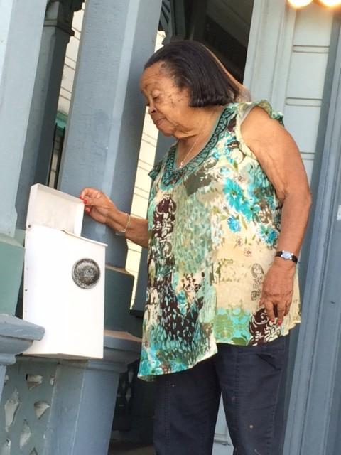 Community, not gentrification, on Adeline