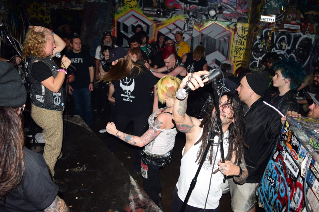 Punk Rock Oakland Style