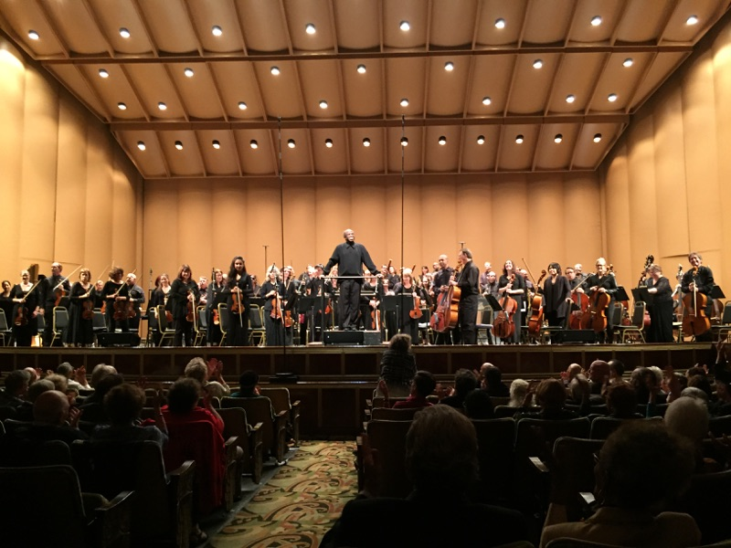 A Night with the Oakland Symphony