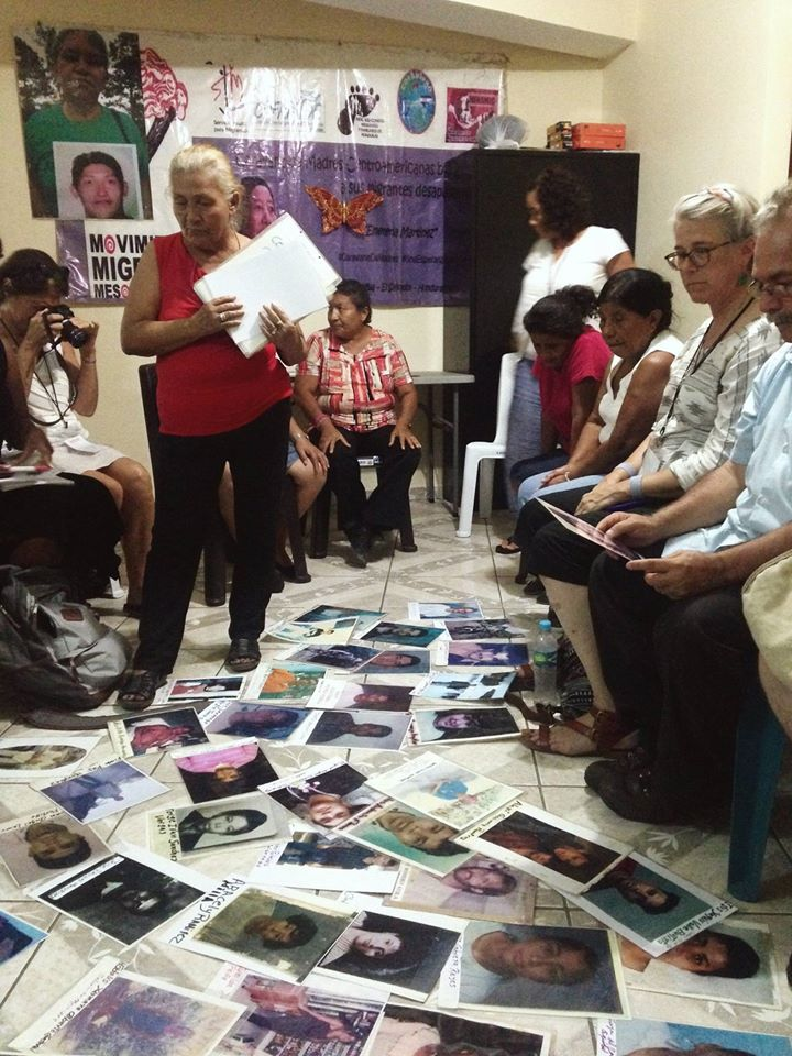 Mothers of the Disappeared Migrants 2