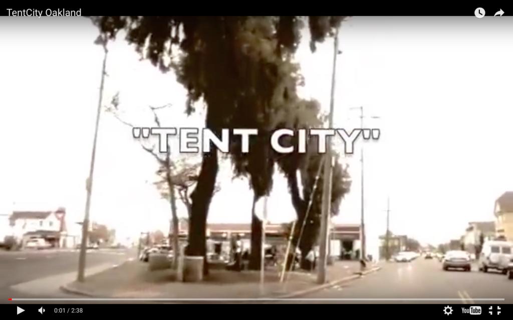 Tent City Oakland