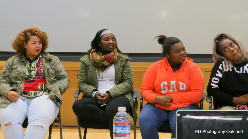 Young Oakland Women travel to South Africa and report back to their community