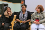 (LT to RT) Imani Lott, LaShonda Taylor, Dane'Nicole Williams.