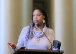 Ericka Joy Baker spoke on diversity in Tech.