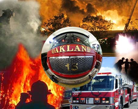 Oakland's Fire Department is Under Staffed