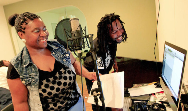 Sights and Sounds: Art After Foreclosure in East Oakland, A Radio Story