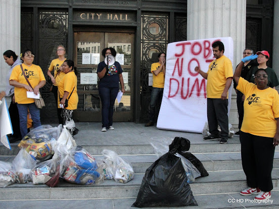 Oaklanders say enough to trash and dumping