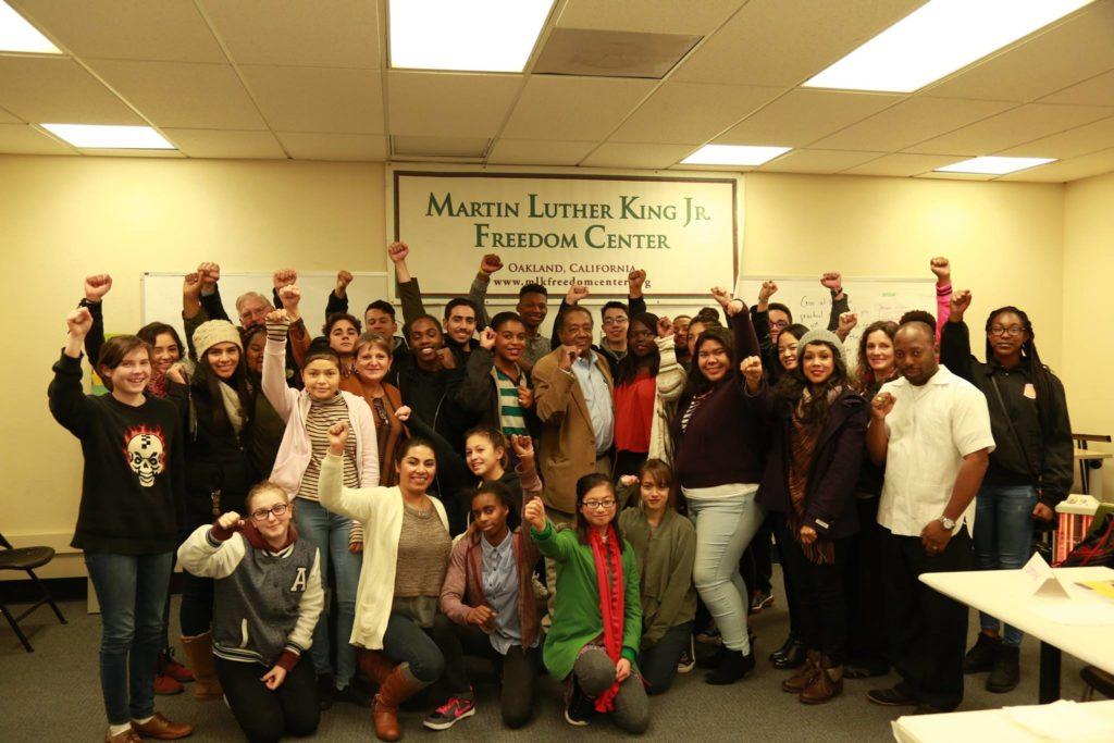 MLK Freedom Center fosters hope within the leaders of tomorrow!