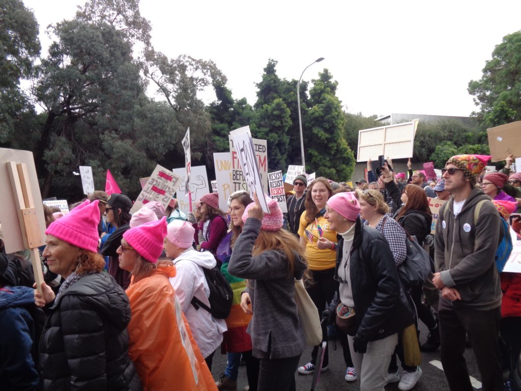 Oakland's Women's March: A March and Rally for Equality, Inclusiveness, and Tolerance