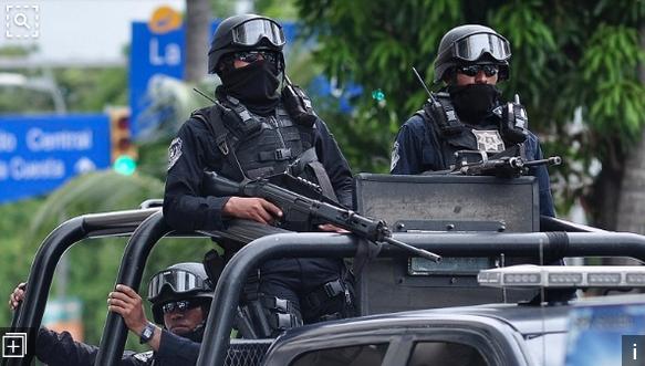 Mexico Federal Police telesurtv.net