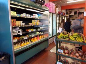 Fresh Produce @ Store Entrance