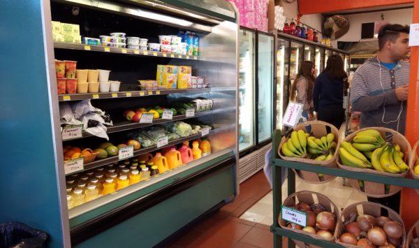 A Healthy Corner Market!