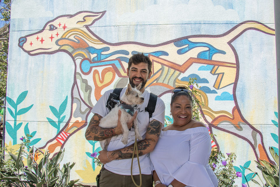 Volunteer Artists Give Oakland's Animal Shelter a Makeover