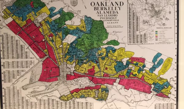 """""""Why do poor neighborhoods in Oakland have less?"""""""