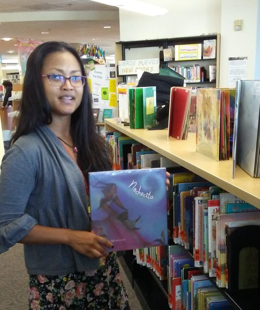A Children's Book Desert in the Fruitvale? Not Quite