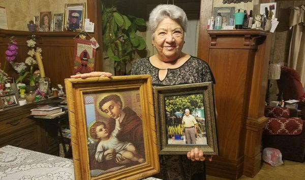 My Spiritual Aunt – in English and Spanish