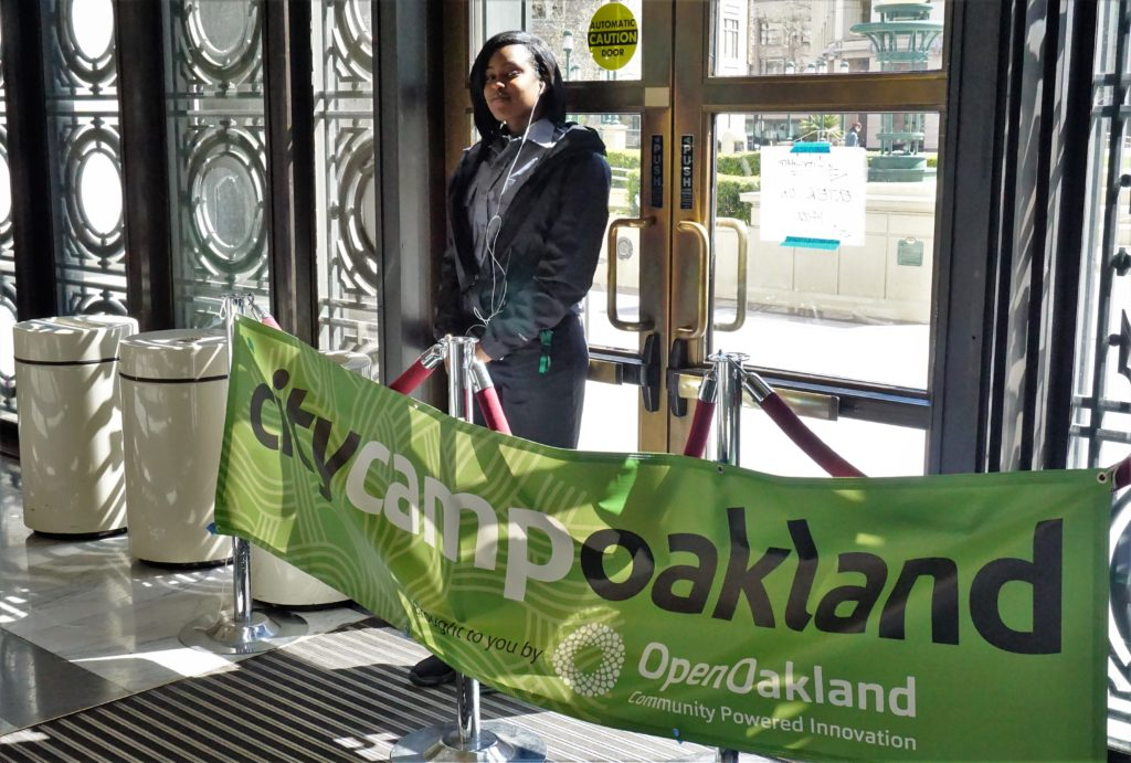 CityCamp this Saturday – Help Oakland build a better Future