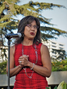 Nikki Fortunato Bas