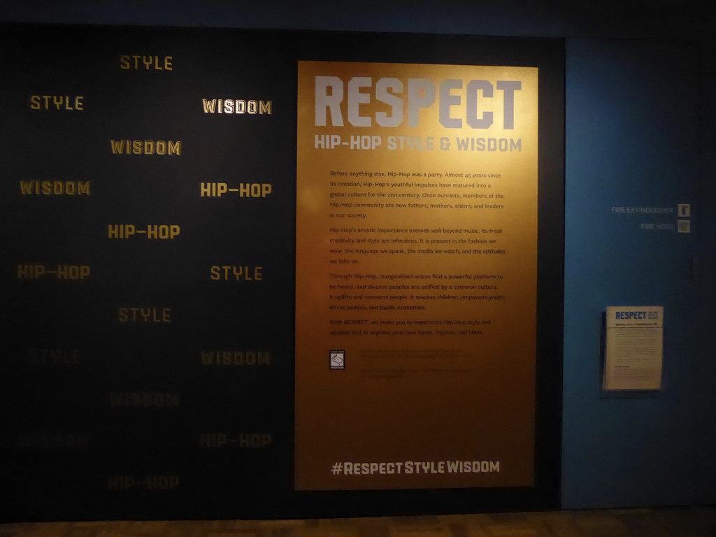 Style, Grace and Soul at the Museum's Hip Hop Exhibit